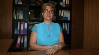 Nicoleta Oprea, directorul Liceului Tehnologic Carsium din Hârșova. FOTO Ctnews.ro