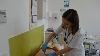 Bolile de sânge - diagnosticate și tratate la Ovidius Clinical Hospital. FOTO Ctnews.ro