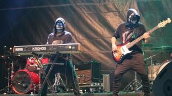 Trupa Carla's Dreams a cântat la Zilele orașului Cernavodă. FOTO Ctnews.ro