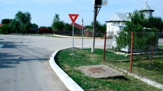 Primaria Harsova a asfaltat mai multe străzi din oraș. FOTO Cristina Niță