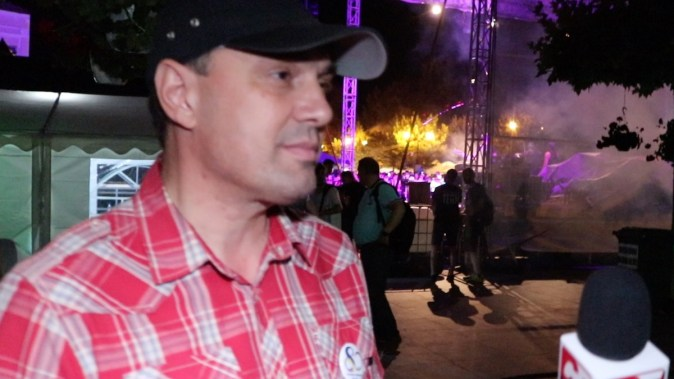 Liviu - Cristian Negoiță, primarul orașului Cernavodă. FOTO Dan Udrea