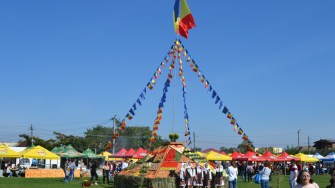 """Festivalul Internațional """"Rodul Pământului"""" de la Cumpăna. FOTO CTnews.ro"""