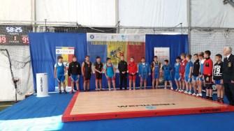 Sportivii din cadrul CSO Ovidiu au obținut rezultate bune la două competiții naționale. FOTO CSO Ovidiu
