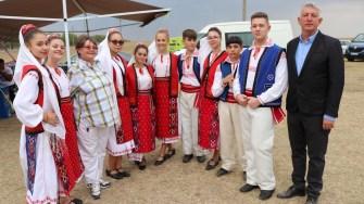 Festival Internațional de Dansuri Folclorice la Negru Vodă. FOTO Dan Udrea