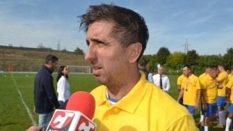 Mihai Georgescu, căpitanul echipei de oină Frontiera Tomis Constanța. FOTO CTnews.ro