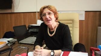 Directorul școli numărul 1 din Poarta Albă,, Florentina Mangri. FOTO CTnews.ro