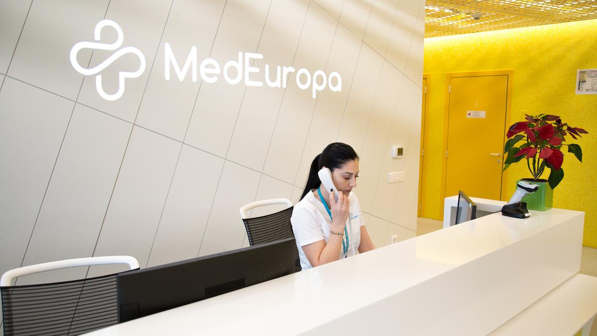 Clinica MedEuropa Constanța