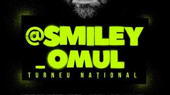 Turneul @Smiley_Omul începe și poposește și la Constanța. FOTO Hahaha Production