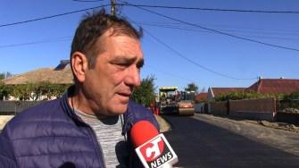 Primarul comunei Corbu, Marian Gălbinașu. FOTO CTnews.ro