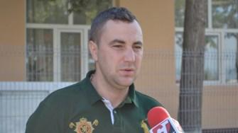 Viceprimarul comunei Seimeni, Florin Chirilă. FOTO CTnews.ro