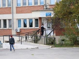 Spitalul Hârșova. FOTO Adrian Boioglu