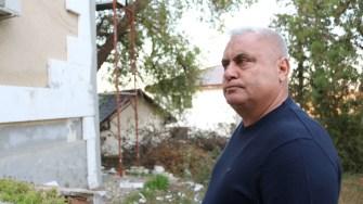 Primarul comunei Aliman, George Nicola. FOTO Adrian Boioglu