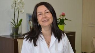 Medicul Carmen Ciufu de la Oivdius Clinical Hospital. FOTO CTnews.ro