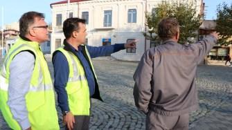 Primăria Cernavodă modernizează iluminatul public. FOTO CTnews.ro