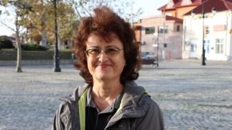 Rodica Dragomir din cadrul Primăriei Cernavodă. FOTO Adrian Boioglu