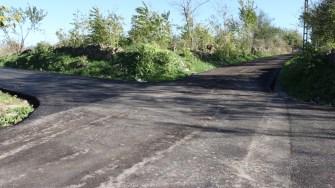 Primăria Saraiu asfaltează drumurile din Dulgheru. FOTO CTnews.ro