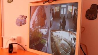 Creșa din Hârșova este moniorizată cu sistem de supraveghere video. FOTO CTnews.ro