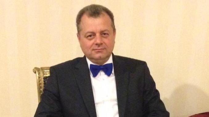 Deputatul Mircea Banias. FOTO Arhiva personală M. B.