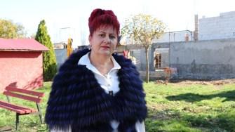 Primarul comunei Saraiu, Dorinela Irimia. FOTO Adrian Boioglu