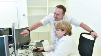 La MedEuropa, pacienții beneficiază de cele mai noi echipamente medicale. FOTO MedEuropa