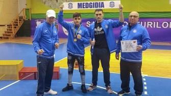Sportivii din cadrul CS Medgidia au reușit să obțină rezultate foarte bune, într-un timp scurt. FOTO CS Medgidia