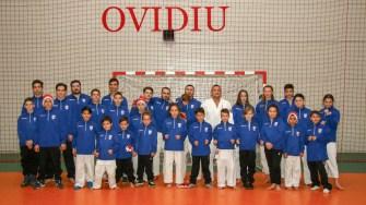 Sportivii din Ovidiu au fost recompensați de către Primăria Ovidiu. FOTO Primăria Ovidiu