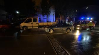 Accident rutier înregistrat în Medgidia. FOTO CTnews.ro