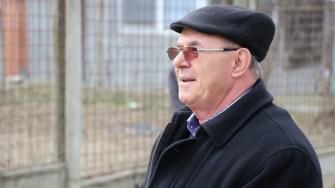 Florian Hristea, reprezentantul firmei de construcții. FOTO Adrian Boioglu