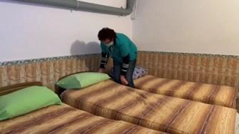 Adăpostul Primăriei Constanța este pregătit pentru persoanele fără adăpost. FOTO Primăria Constanța