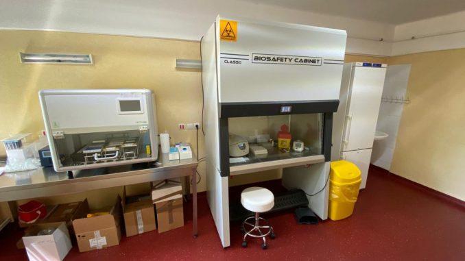 Aparatură medicală de ultimă generație pentru Spitalul Municipal Medgidia FOTO Primăria Medgidia