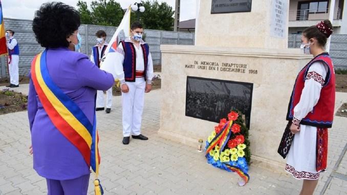 Înălțarea Domnului și Ziua Eroilor au fost sărbătorite la Cumpăna FOTO Primăria Cumpăna
