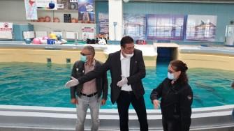 Autoritățile au redeschis Complexul Muzeal de Științe ale Naturii