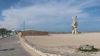 Plaja din Costinești. FOTO Adrian Boioglu