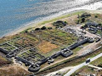 Cetatea Capidava. FOTO Facebook