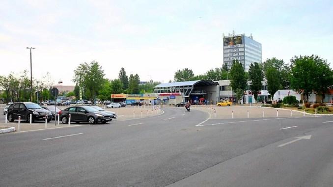 Schimbări importante în traficul din stațiunea Mamaia. FOTO Primăria Constanța