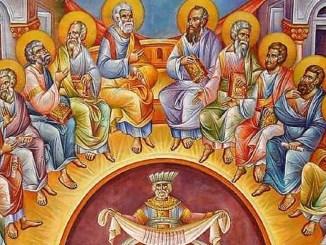 Pogorârea Duhului Sfânt – Cincizecimea sau Rusaliile