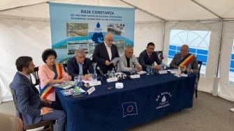 Proiect RAJA pentru cinci localități din Constanta. FOTO Paul Alexe
