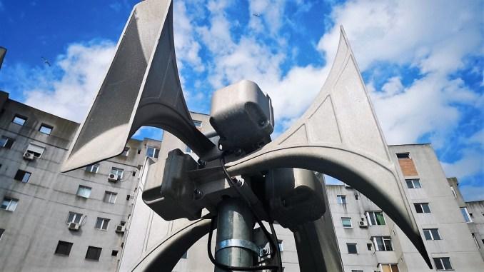 În următoarea perioadă sunt verificate sistemele de alarmare publică. FOTO Primăria Constanța