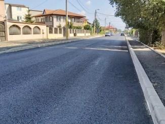 Se închide traficul rutier pe strada Dumbrăveni din cartierul Palazu Mare. FOTO Primăria Constanța