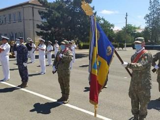 Jurământ militar la Mangalia. FOTO SMFN
