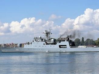 Instrucția multinațională în vestul Mării Negre continuă. FOTO SMFN