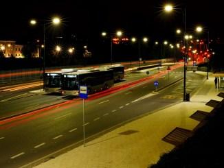 De sâmbătă, 4 iulie, se reiau traseele de noapte în Constanța. FOTO CT BUS