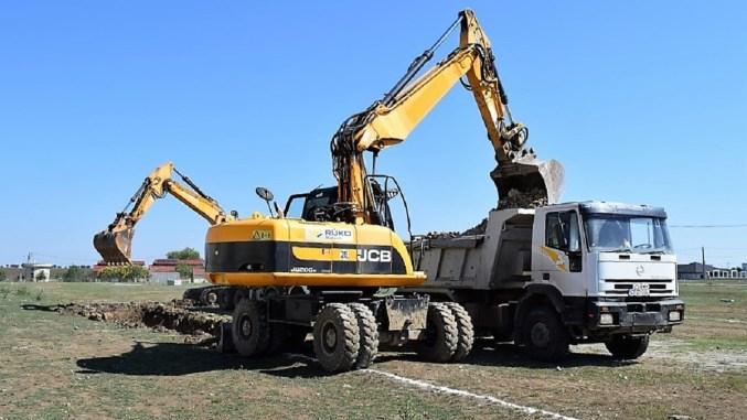 Au început lucrările pentru construcția noului bloc ANL din Cumpăna