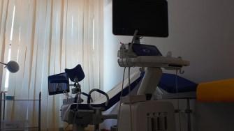 Dotări la Spitalul Hârșova. FOTO Paul Alexe