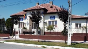 Primăria Mircea Vodă. FOTO Paul Alexe