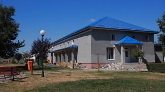 Casa de Cultură din Târgușor. FOTO Paul Alexe