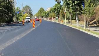 Strada Medgidiei din Cernavodă
