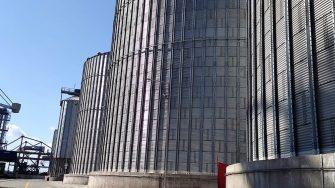 Terminalul de cereale Comvex, inaugurat la Constanța. FOTO Victor Radu