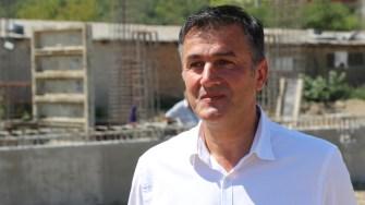 Viceprimarul din Cernavodă, Șerif Cîrjali. FOTO Adrian Boioglu