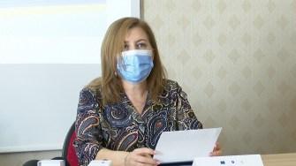 Adina Hilca, responsabil cu monitorizarea proiectului. FOTO Paul Alexe